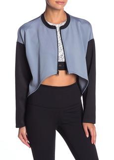 Koral Ace Hi-Lo Zip Up Jacket