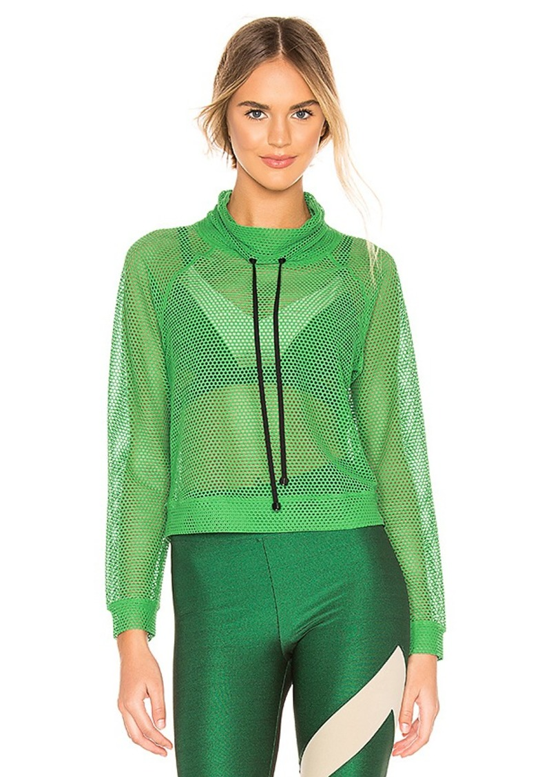 KORAL Pump Open Mesh Pullover