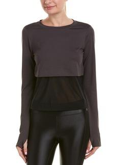 Koral Women's Grid Pullover  L