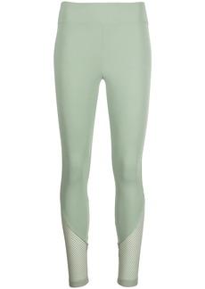 Koral mesh-panelled stretch leggings