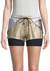 Koral Rallycross Metallic Shorts