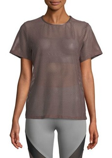 Koral Size Up Open-Mesh Tee