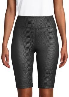 Koral Textured Bike Shorts