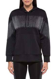 Koral Titrate Scuba Metallic Pullover Hoodie