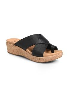 Kork-Ease® Baja Wedge Slide Sandal (Women)
