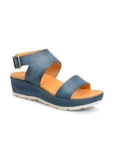 Kork-Ease® 'Khloe' Platform Wedge Sandal (Women)