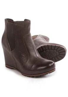 Kork-Ease Neville Wedge Ankle Boots - Leather (For Women)
