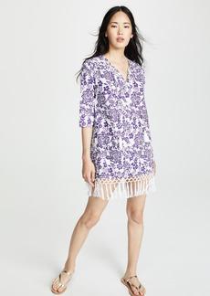 Kos Resort Floral Tunic Dress