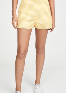 Kos Resort Gingham Shorts