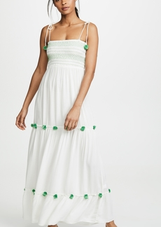 Kos Resort Pom Pom Dress