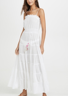 Kos Resort Sleeveless Cover Up Dress