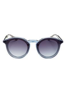 Krewe ST. LOUIS Unisex Collins Round Sunglasses, 62mm