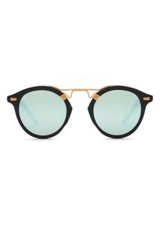 Krewe Unisex St. Louis Polarized Sunglasses, 46mm