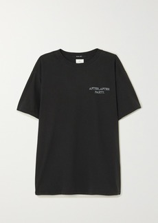 Ksubi After, After Party Printed Cotton-jersey T-shirt
