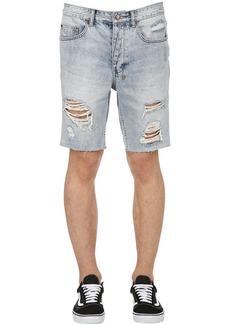 Ksubi Axel Short Dirty Harry Denim Shorts
