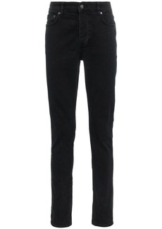 Ksubi black chitch dusted jeans
