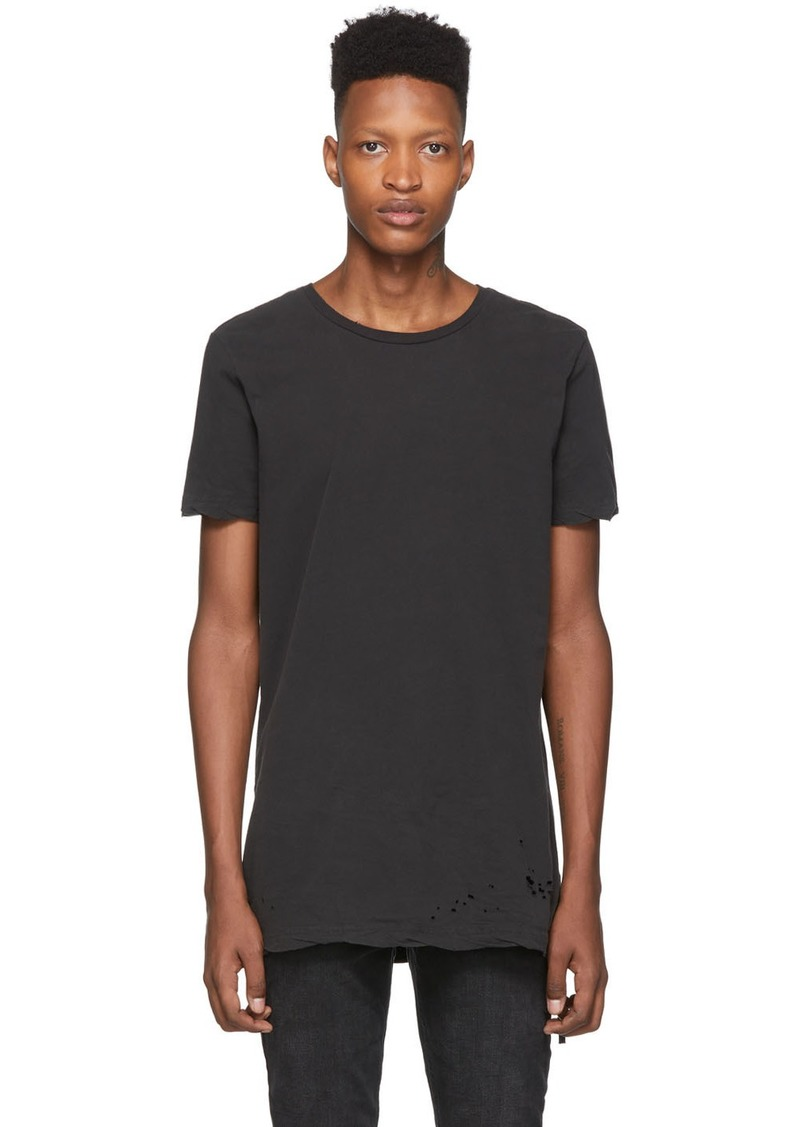 Ksubi Black Sioux T-Shirt