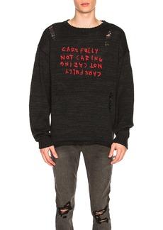 Ksubi Caring Sweater
