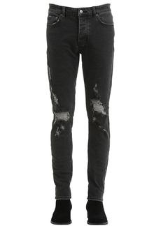 Ksubi Chitch Black Blazed Denim Jeans