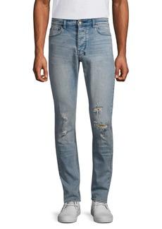 Ksubi Chitch Distressed Skinny Jeans