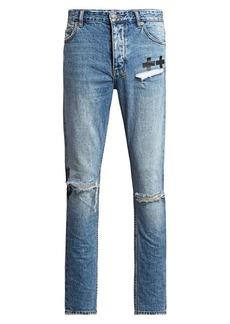 Ksubi Chitch Jinx Distressed Skinny Jeans