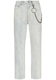 Ksubi Chlo Cotton Chain Jeans
