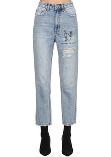 Ksubi Chlo Wasted Heartburn Denim Jeans