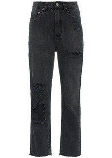 Ksubi chlo wasted midnight oil jeans