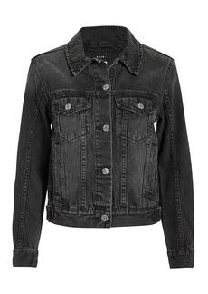 Ksubi Classic Black Jean Jacket