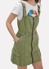 Ksubi Crypt Pinafore Dress