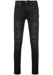 Ksubi distressed effect jeans