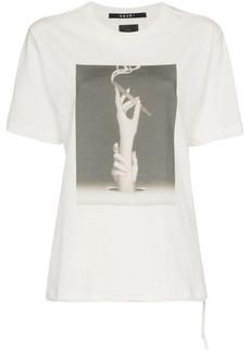 Ksubi E-Cig Print T-Shirt