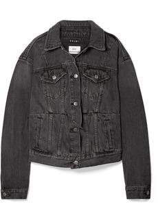 Ksubi Kendall Jenner Sideline Oversized Denim Jacket