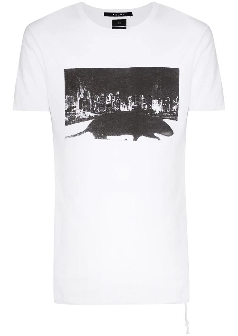 Ksubi klub rat T-shirt