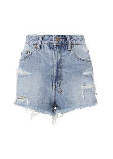 Ksubi Clas-Sick Cut Off Shorts