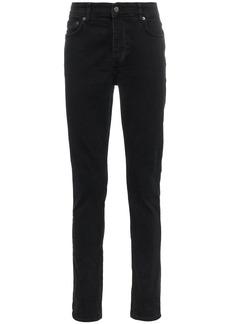 Ksubi black chitch dusted jeans