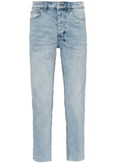 Ksubi chitch chop acid attack jeans - Blue