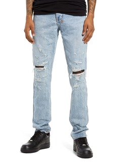 Ksubi Chitch Nu Streets Men's Ripped Slim Fit Jeans