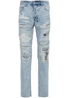 Ksubi chitch tropo trash jeans - Blue
