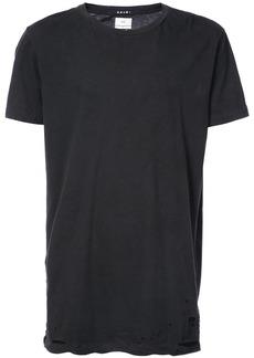 Ksubi classic short-sleeve T-shirt - Black
