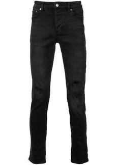Ksubi distressed jeans - Black