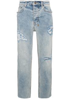 Ksubi Distressed Jeans - Blue