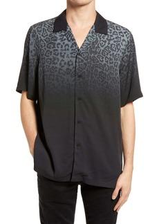 Ksubi Dusk Short Sleeve Button-Up Shirt