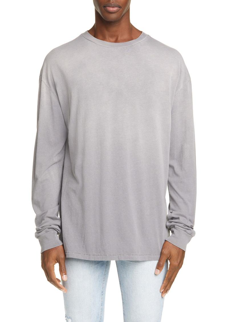 Ksubi Faded Long Sleeve T-Shirt