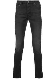 Ksubi faded slim fit jeans - Black