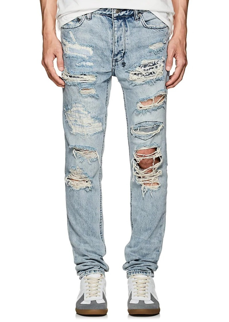 470b5751b8 Ksubi Ksubi Men s Chitch Distressed Slim Jeans Now  99.00