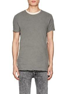 Ksubi Men's Seeing Lines Cotton T-Shirt