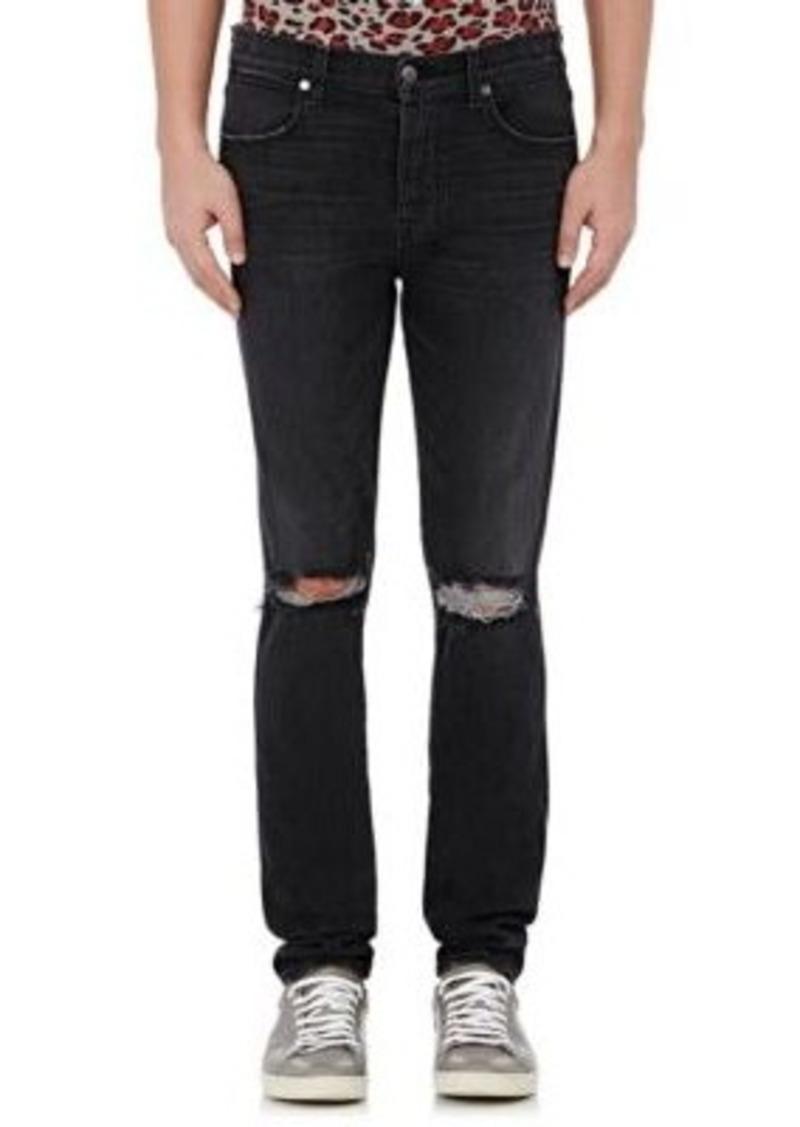 Ksubi Men's Van Winkle Skinny Jeans-Black Size 33