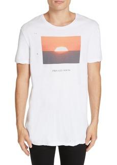 Ksubi Private Show Graphic T-Shirt
