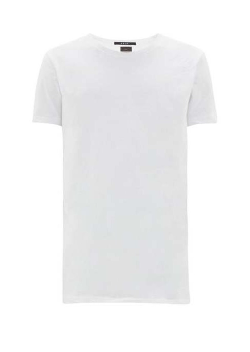 Ksubi Seeing Lines cotton T-shirt